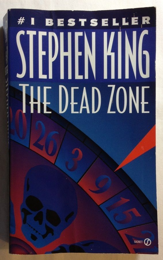 The Dead Zone By Stephen King 1980 Paperback With Images