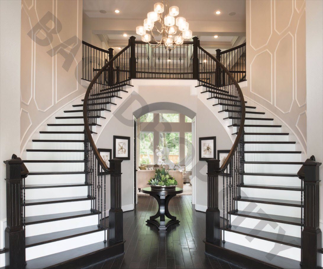 Best Black And White Stair Backdrop Dream Home Design Dream 400 x 300