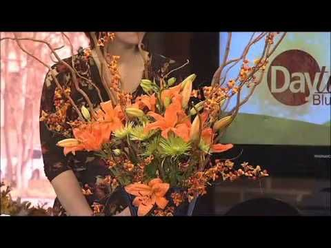 Sassy Thanksgiving Tablescape WSLS 10 NBC in Roanoke