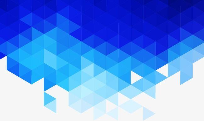 Geometric Wallpaper Iphone, Blue