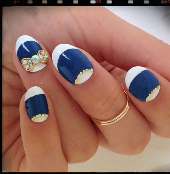 amazing design 3d deco nail charms by fuschia nail