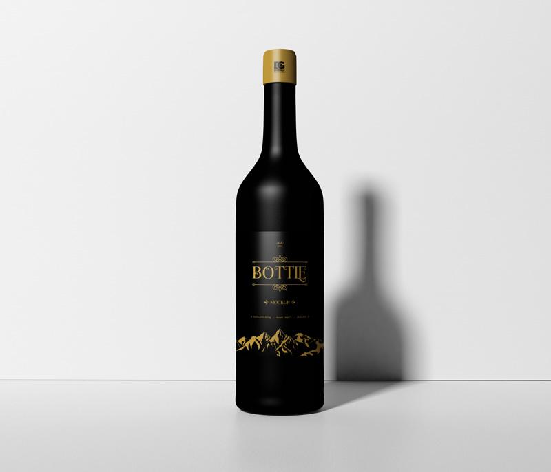 Download Free Label Bottle Mockup 2019 Free Wine Bottle Labels Bottle Mockup Wine Bottle Labels
