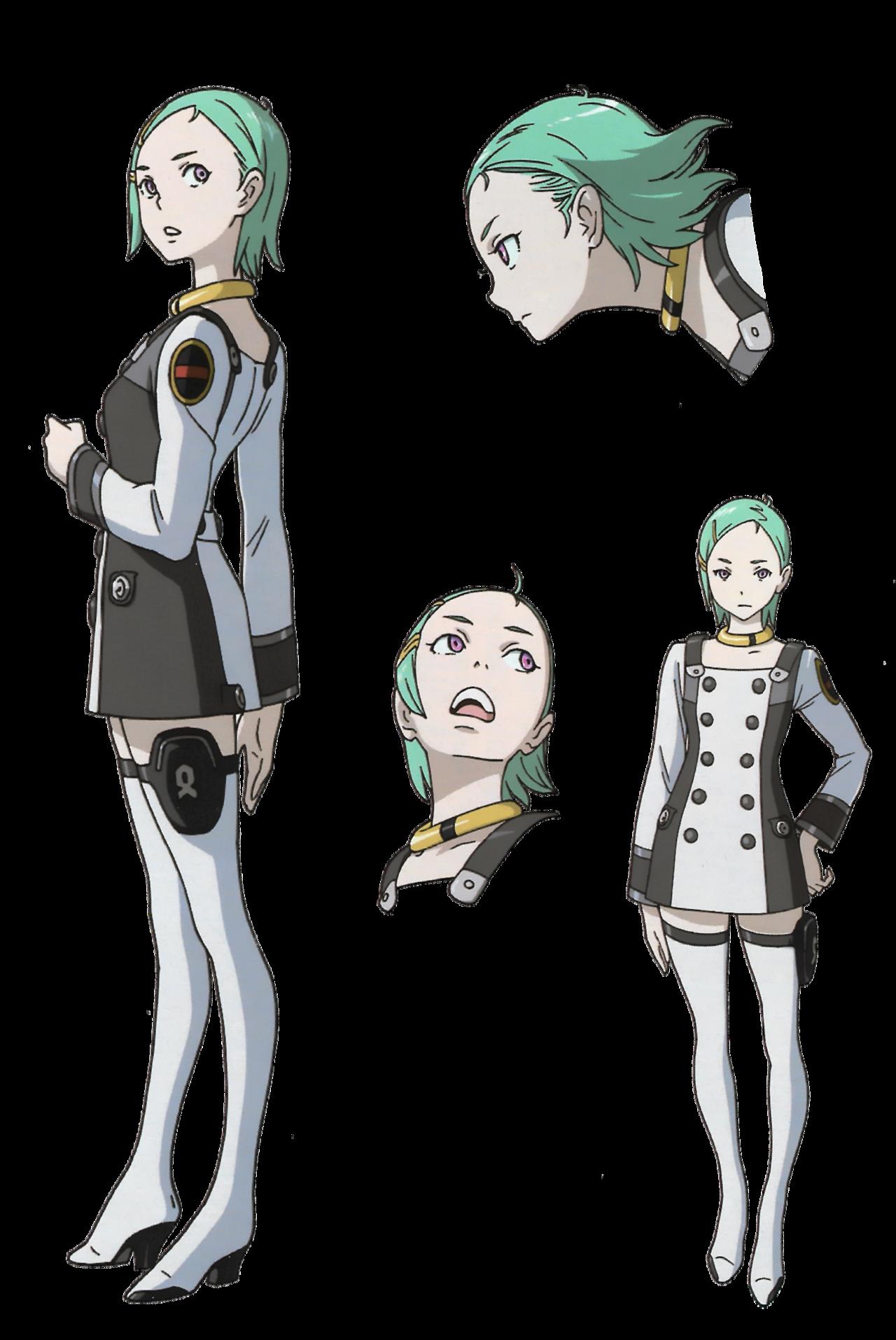 Eureka Seven Tumblr Anime Character Design Character Art Concept Art Characters