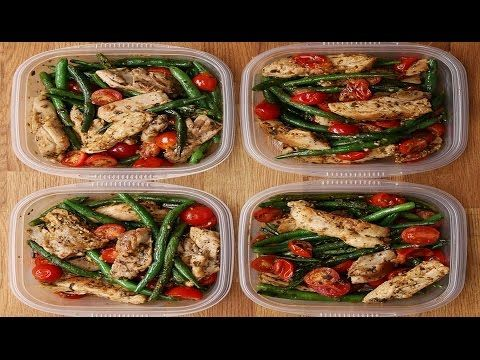 This easy pesto chicken and veggie recipe is perfect for meal prep this easy pesto chicken and veggie recipe is perfect for meal prep goodful youtube forumfinder Gallery