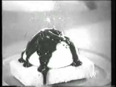Bosco Chocolate Syrup Commercial 1950s Commercial Ads 1950s