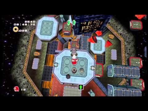 Sonic Adventure 2 Battle Playthrough 7 Knuckles S Interstellar Emerald Hunt Sonic Adventure 2 Sonic Adventure Interstellar