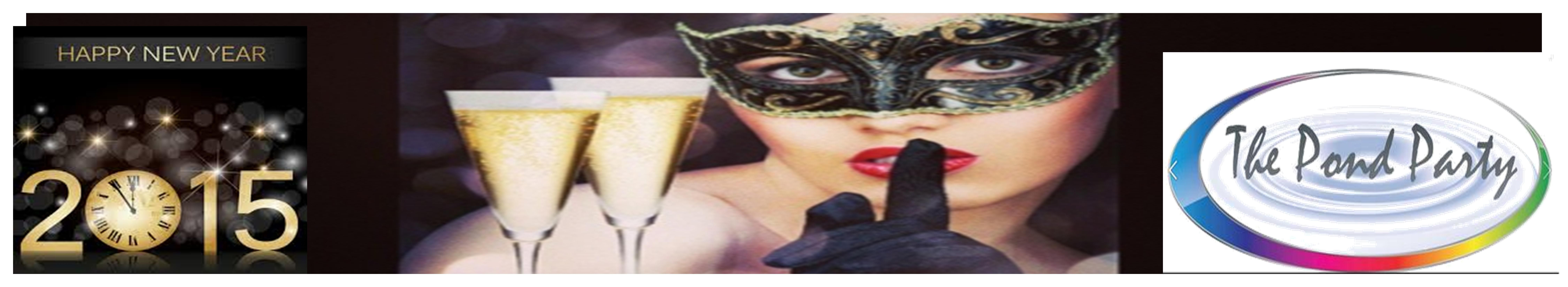 Join The Pond Party AZ for an affordable, New Years Eve Masquerade ...