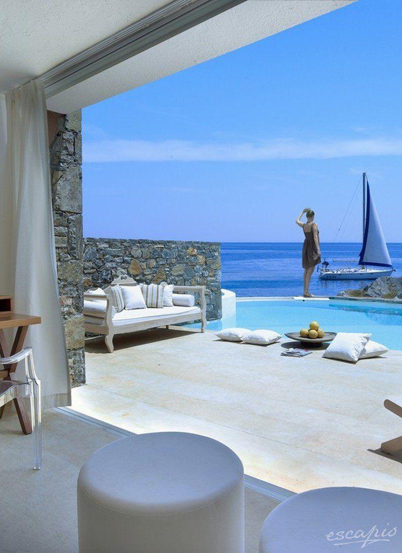 Kleine Romantische Hotels Kreta : pin von escapio auf european travels ferienhaus griechenland strandhotel und ferienhaus kreta ~ Watch28wear.com Haus und Dekorationen