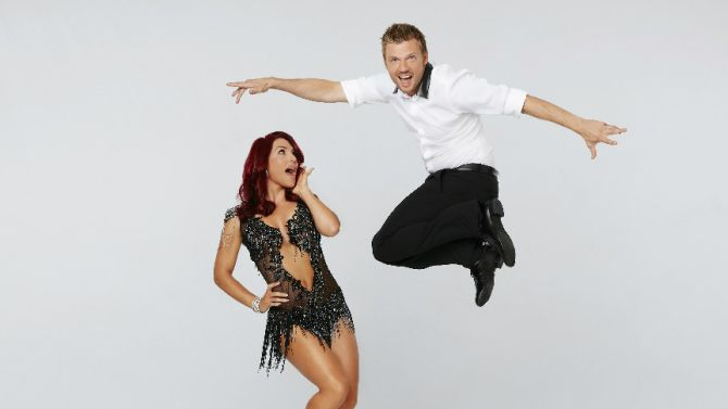 Nick Carter Had Some Great Dances On #DWTS21 #DWTS #GRLOL See them at http://getreallolnews.com/nick-carter-dances-on-dwts/