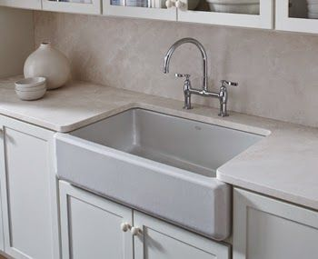 Understanding The Farm Sink Cast Iron Kitchen Sinks Single Bowl