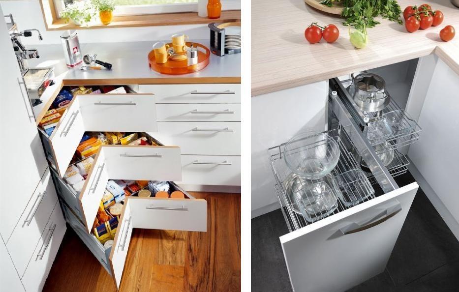 Narozne Szafki Kuchenne Dostepne Rozwiazania Interio Home Decor Kitchen Home