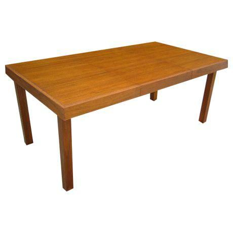 Clic Early George Nelson Walnut Dining Table Image 1 Of 11