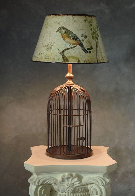 Bird Cage Table Lamp 65 Reg 90 Lamps In 2018 Pinterest