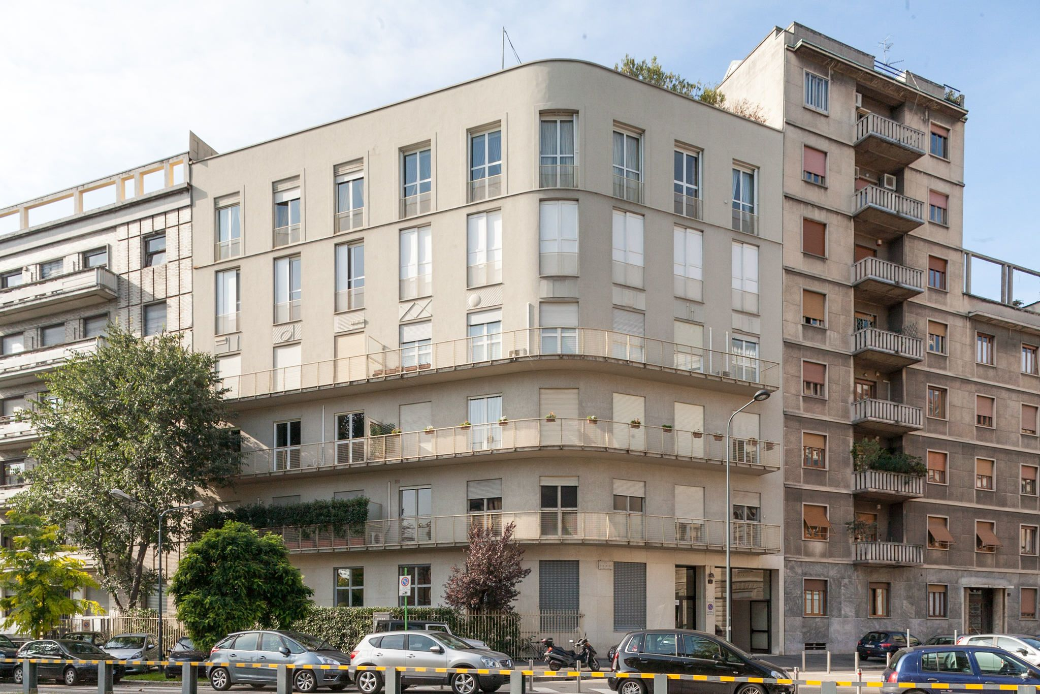 MG5406.jpg Architektur, Fassade, Mailand