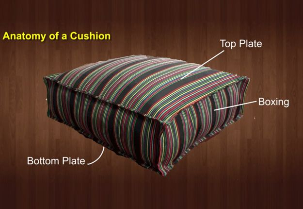 Easy DIY Outdoor Cushion Covers | Pinterest | Costura