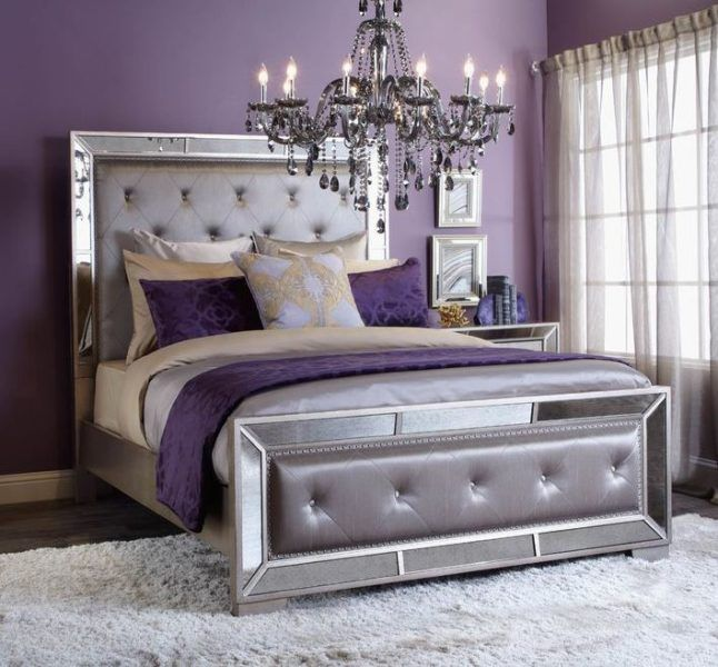 What Color Go Good With Purple Walls And Green Curtains For