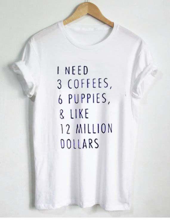 b49ae686d84 coffee T Shirt Size S