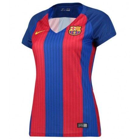 Camiseta del Barcelona para Mujer Home 2016 2017  b88f9102193