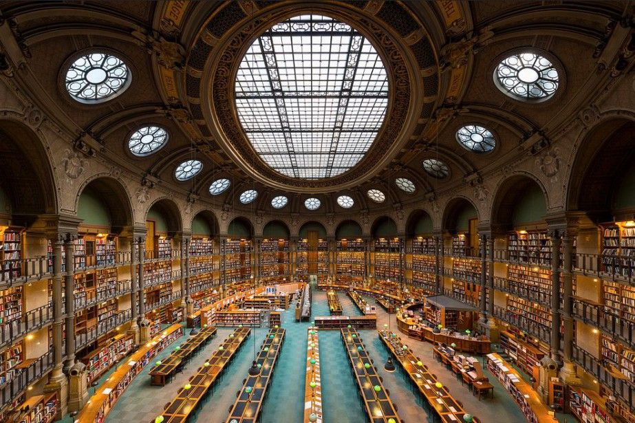 La biblioth que nationale de france paris les 10 plus - Site d architecture gratuit ...