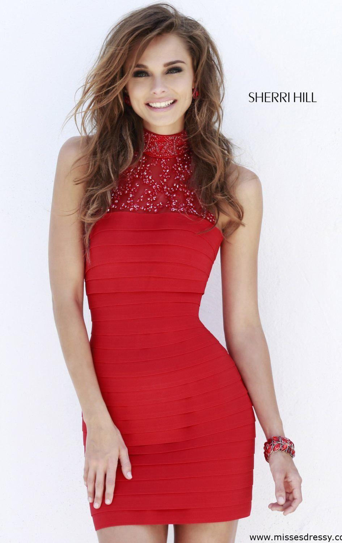 MissesDressy Red Dress
