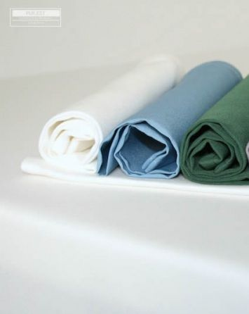 From £1.99  Classic Napkins  Our Prima range a handsome 100% ring spun polyester plain fabric with a cotton feel. In wide range of brilliant colours that will accent any meal and is easy to care for.Free flowing fabric that is perfect on table even a round table as it falls beautifully to the ground from the table top.