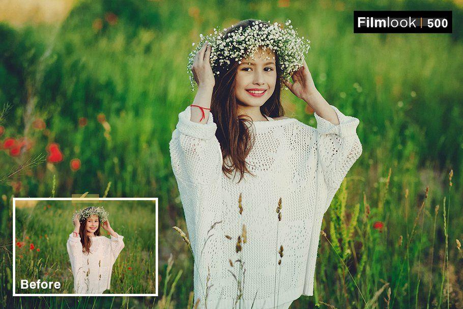 Film Look Lightroom Presets Lightroomfilmactionspresets