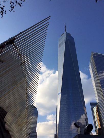 NYC. One World Trade Center, The Freedom Tower