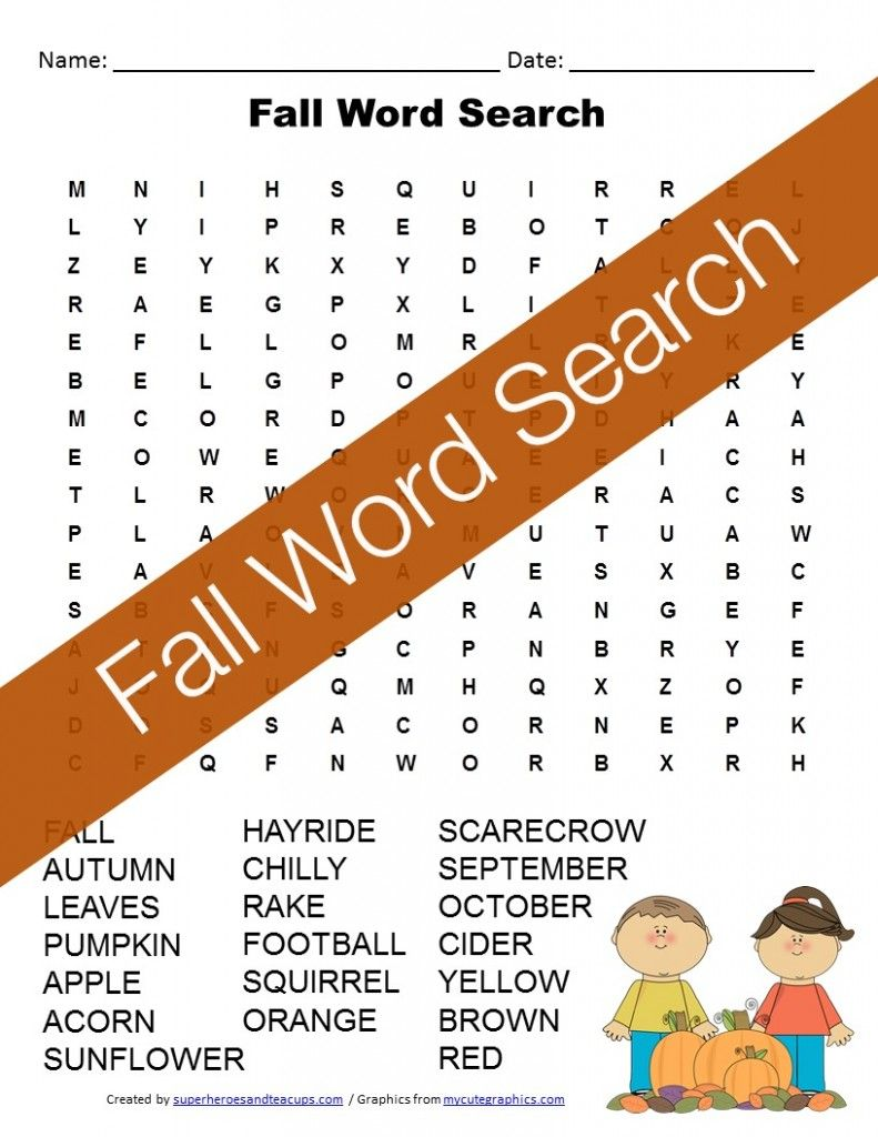 September Word Search For Kids Wwwgalleryhipcom The
