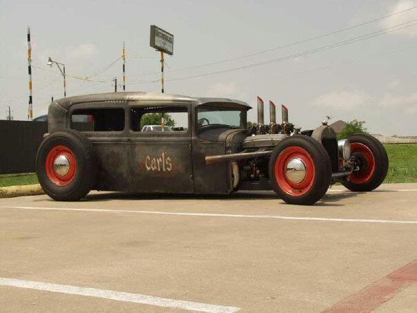 """1930 MODEL """"A"""" rat rod :)"""