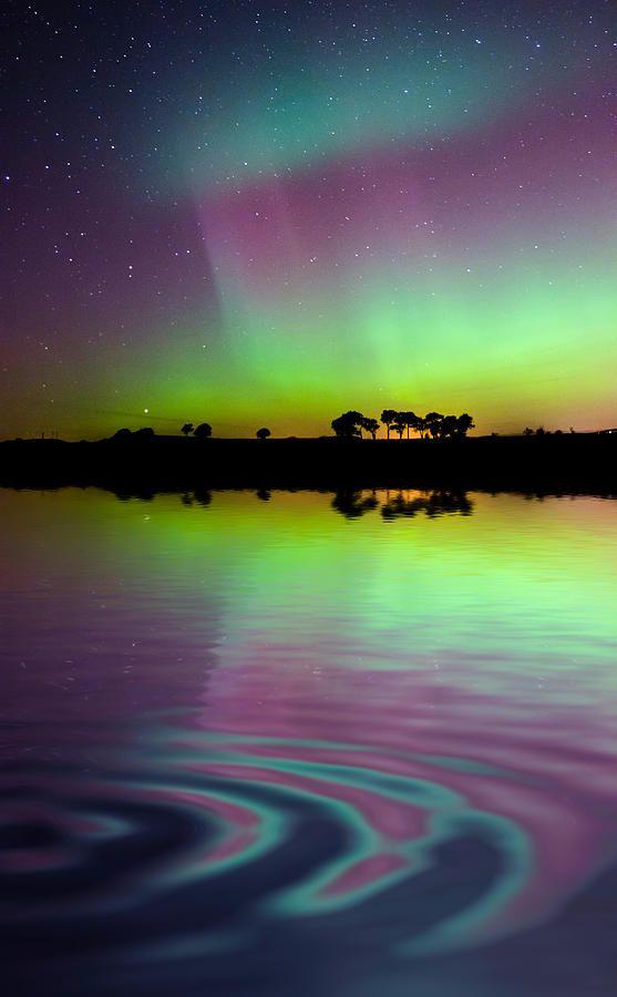 ✯ Aurora in Scotland