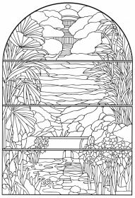 Leinwand Malvorlage Auf Keilrahmen Tiffany Windows 462 Malvorlagen Wenn Du Mal Buch Keilrahmen