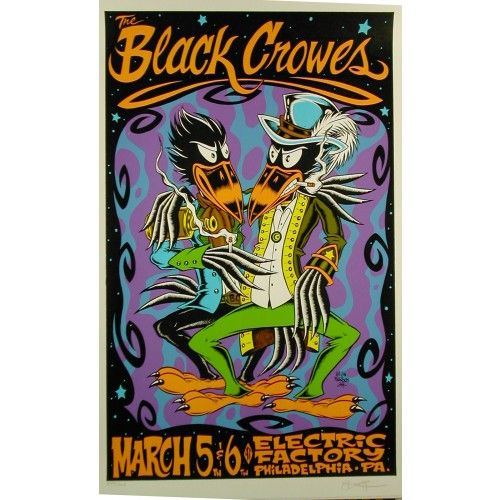 The Black Crowes - 3/6/1999 - Electric Factory