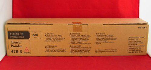 Oce 478 3 Oem Magenta Toner For Cm352 25 00 Topseller Toner