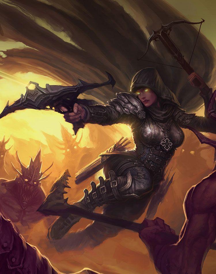 Fantasy demon wallpapers to possess your desktop illustration fantasy demon wallpapers to possess your desktop voltagebd Images