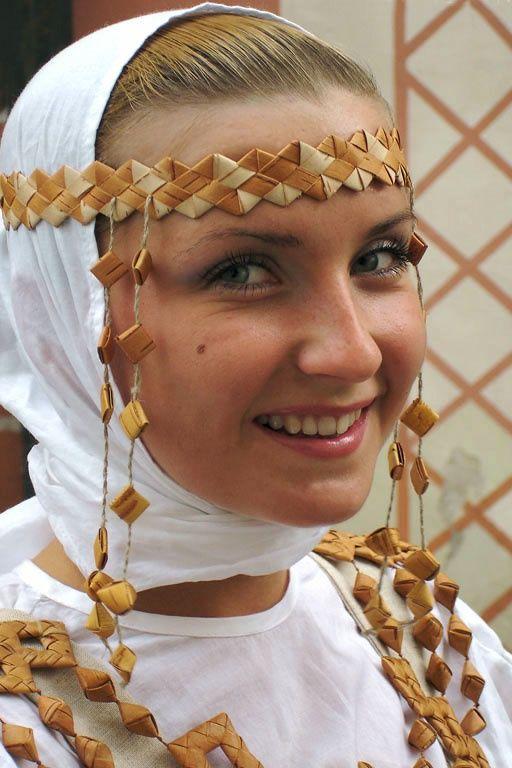Czech Republic Beautiful People Woman Face People Of The World