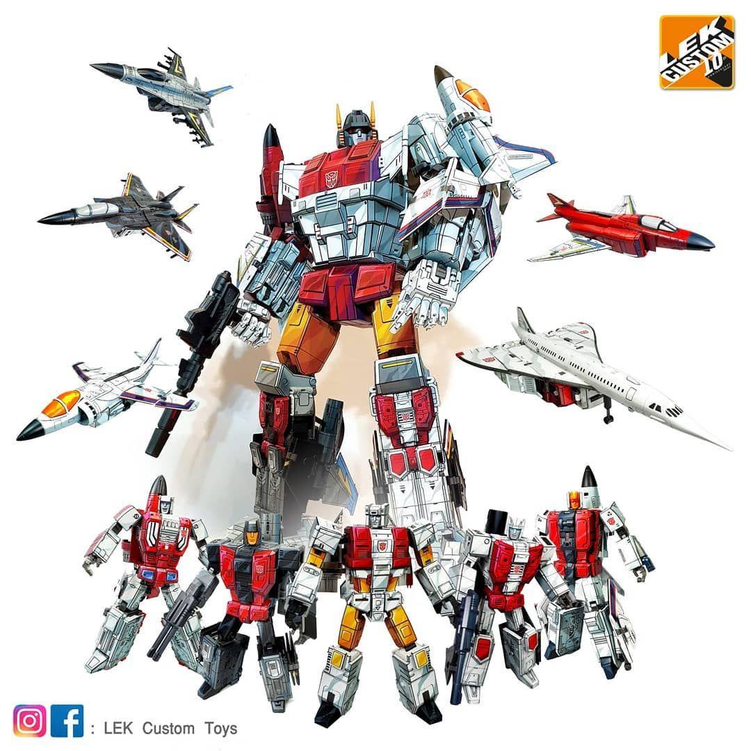 kb11 Transformers UW01 Superion