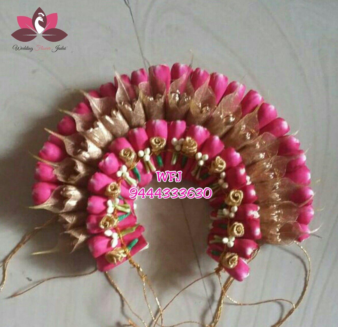 Wedding Flower Jadai Jadai Veni Collections T Wedding