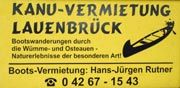 Wümme Kanuverleih Lauenbrück