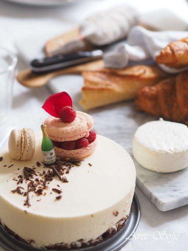 Birthday brunch and the cake // Avec Sofié