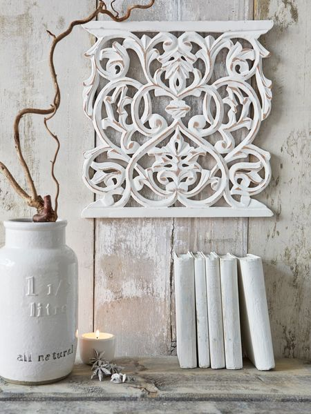 Carved Wall Panel   Design A
