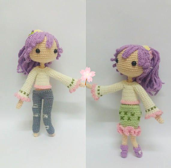 April Blossom Spring Collection April Blossom Crochet | Amigurumi ...