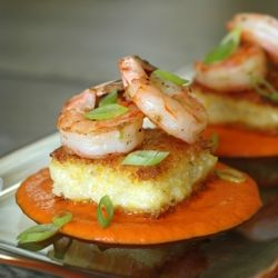 Cajun Shrimp Appetizer by earthlydelights