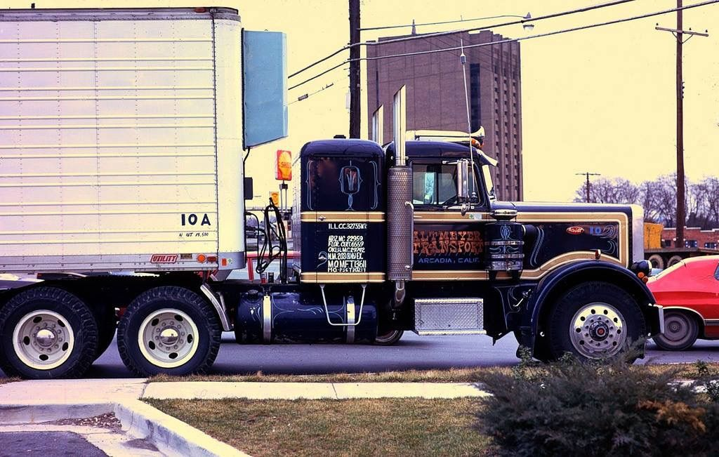 Pin by bud on buds classic trks Big rig trucks