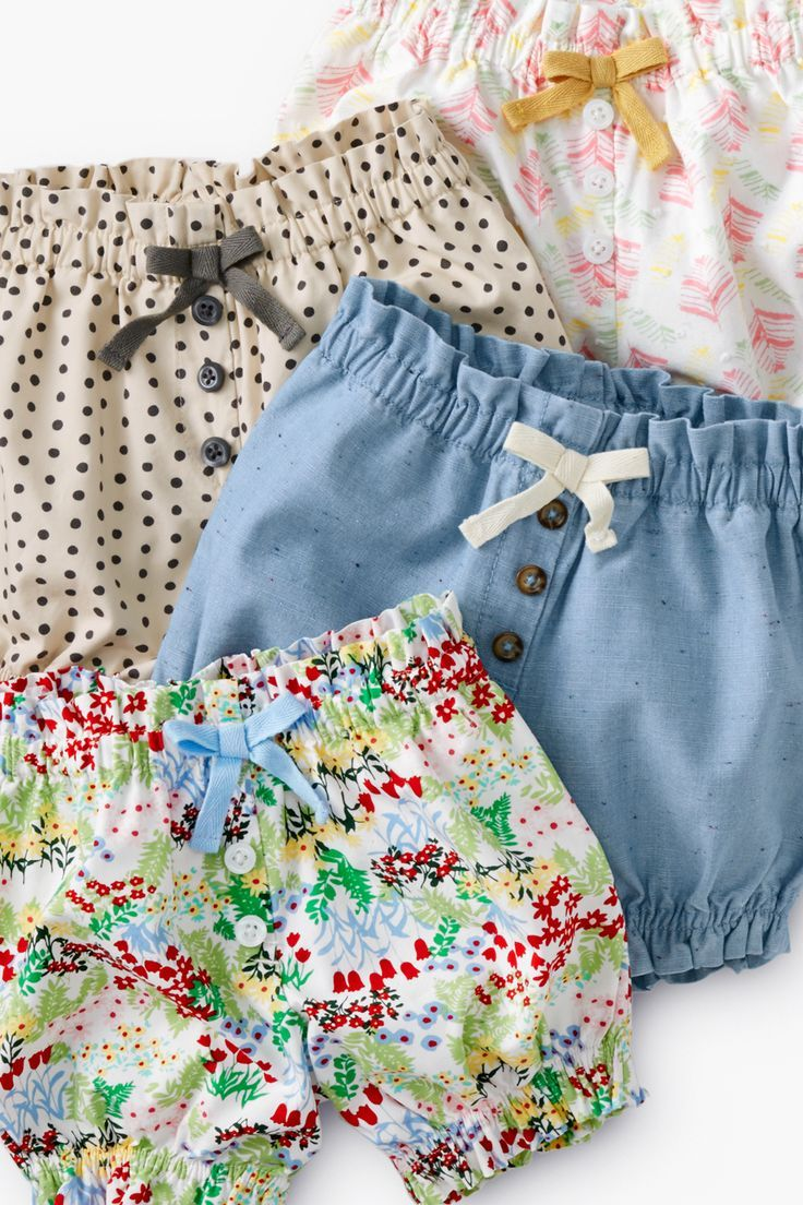 Comfy Patterned Bloomers Sewing For Kids Pinterest Comfy