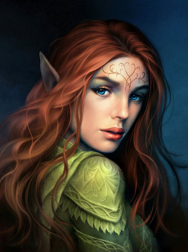 malvae.inar-of-shilmista | rpg characters | pinterest | elves