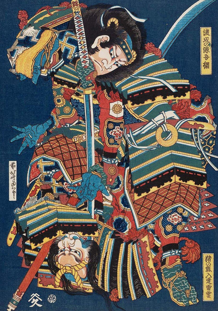Hokusai at the Boston Museum of Fine Arts | Graphics.com #ukiyo-e #floatingworld…