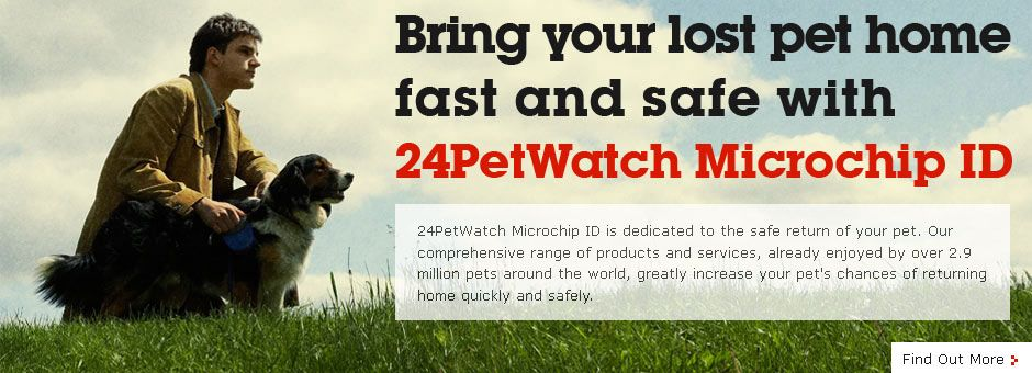 Don't to have your pet microchipped It will ensure