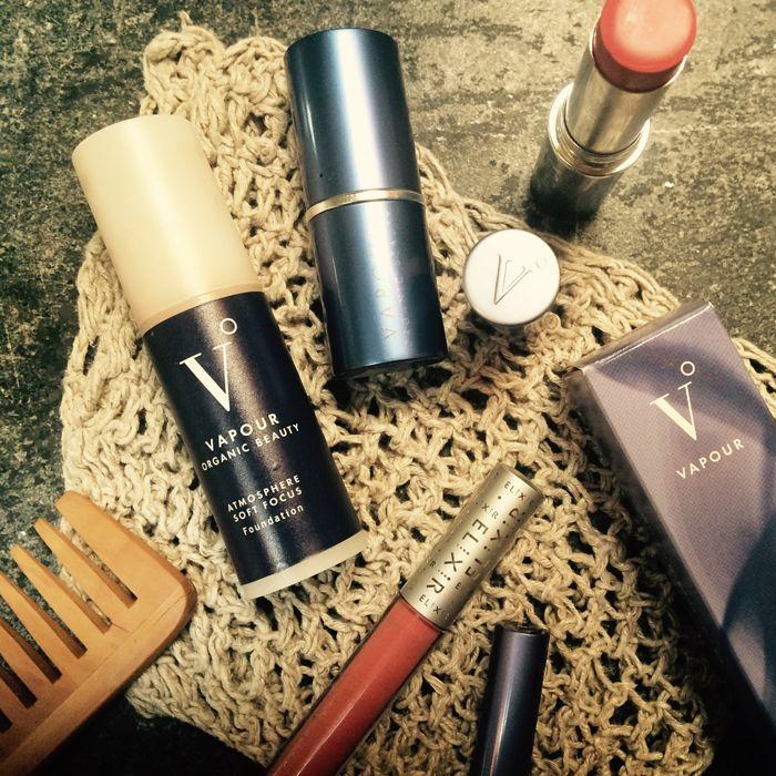 Krysia Boinis Talks Vapour Organic Beauty Vapour organic