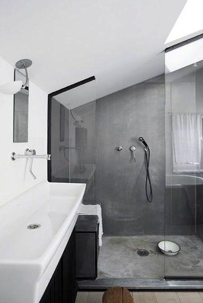 Aménagement combles  9 photos et conseils Salle de bain design
