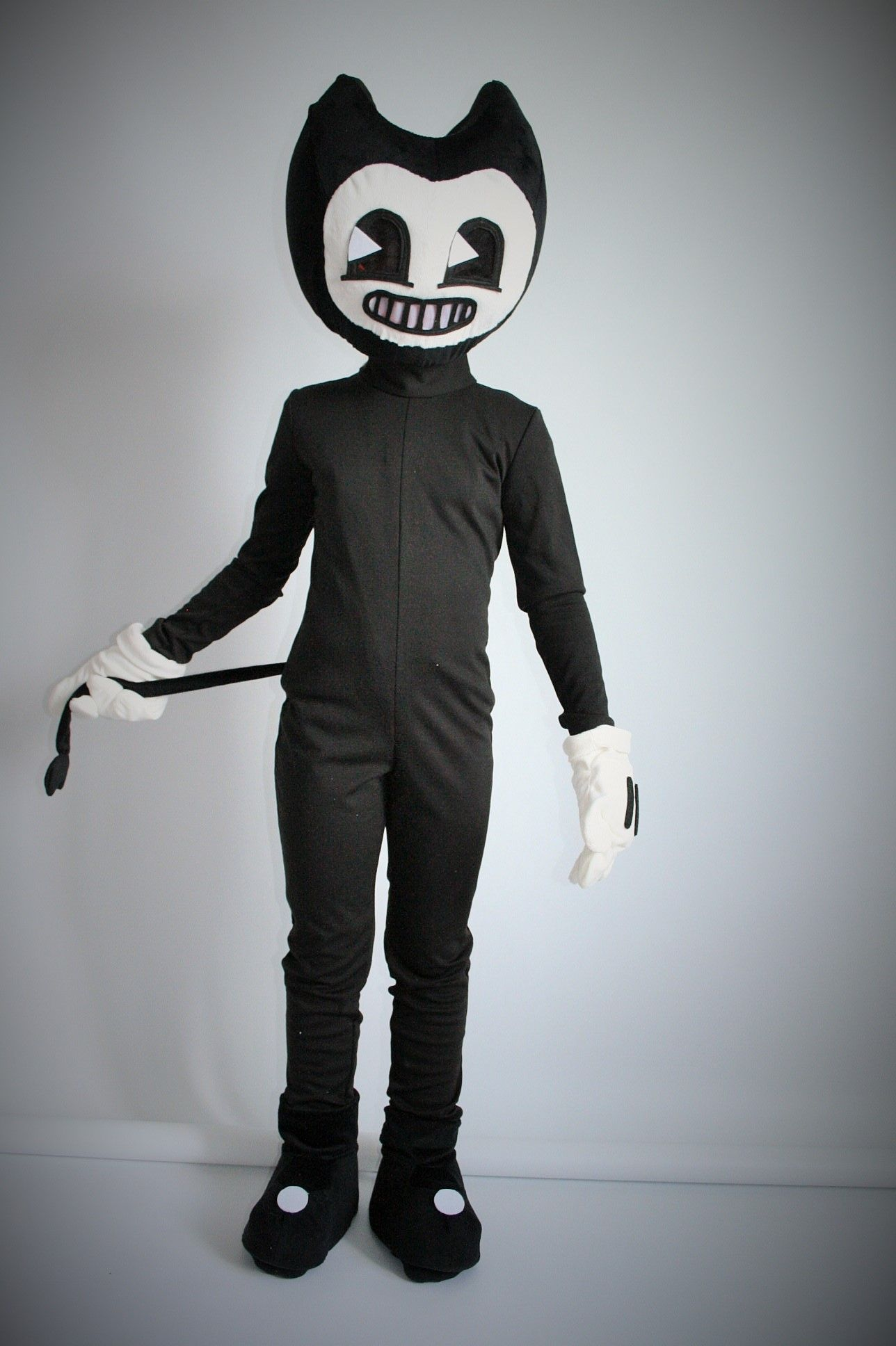 2017 05 freddy fazbear costume amazon - Bendy And The Ink Machine Halloween For Kids Costume For Sale